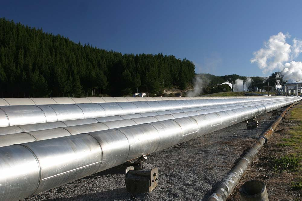 Vectren pipelines